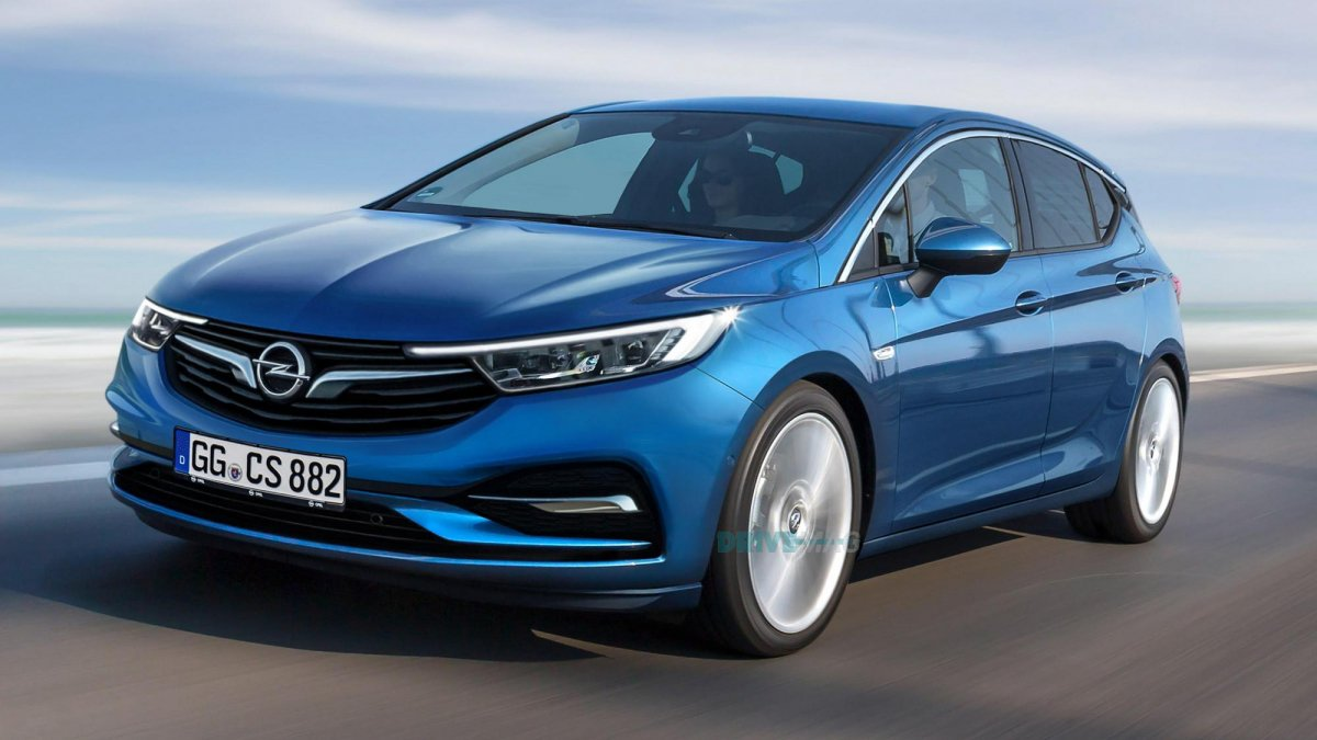 2019 opel astra facelift should bring psa engines and more tech. Black Bedroom Furniture Sets. Home Design Ideas