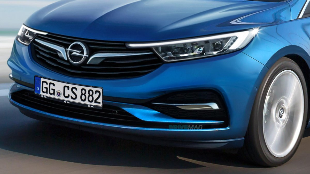 2019 Opel Astra Facelift Should Bring Psa Engines And More Tech on first ford focus