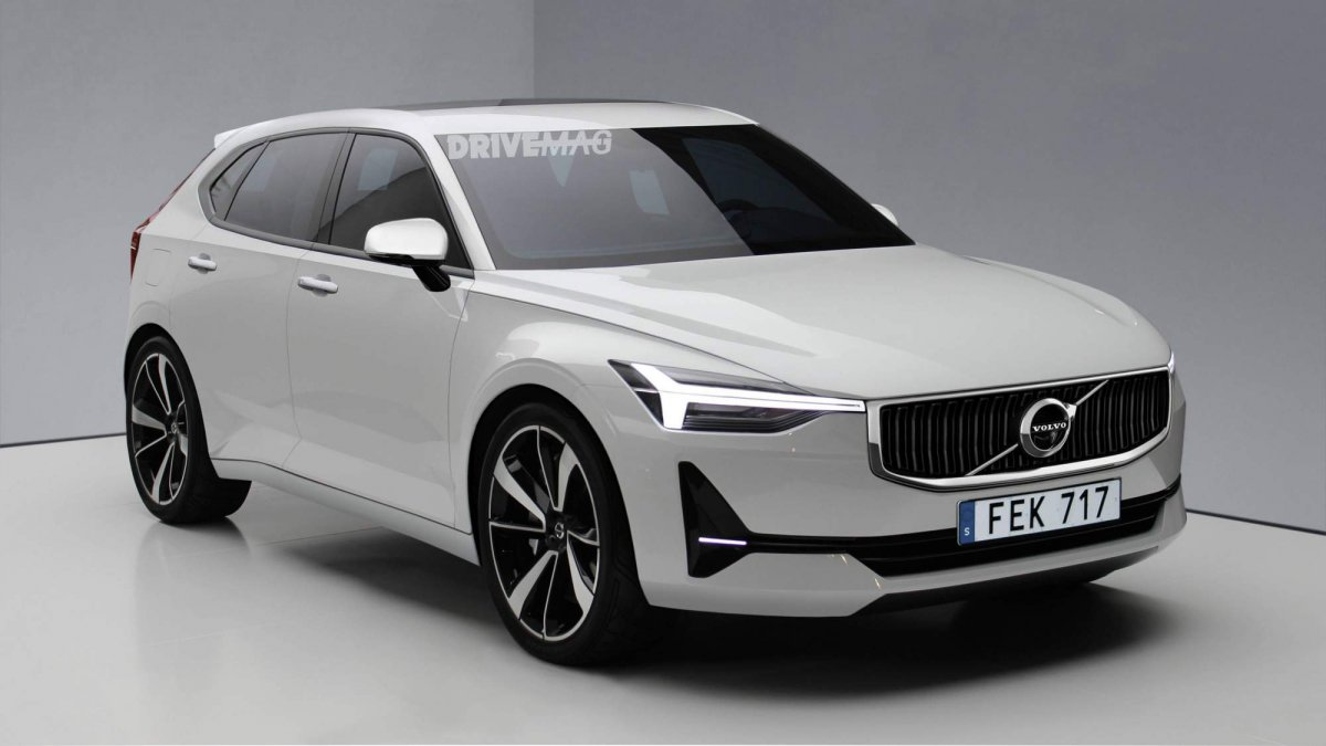 Novo Audi A >> All-new Volvo V40 will most likely look like this