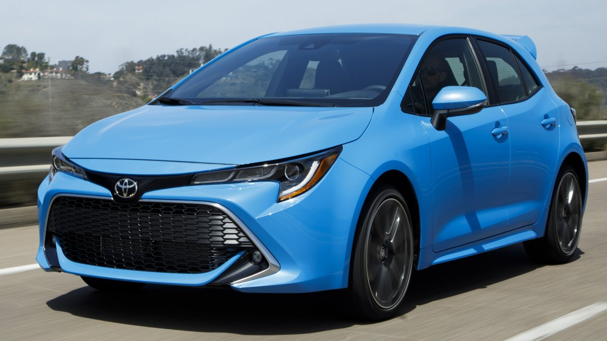 more 2019 toyota corolla hatchback specs are out. Black Bedroom Furniture Sets. Home Design Ideas