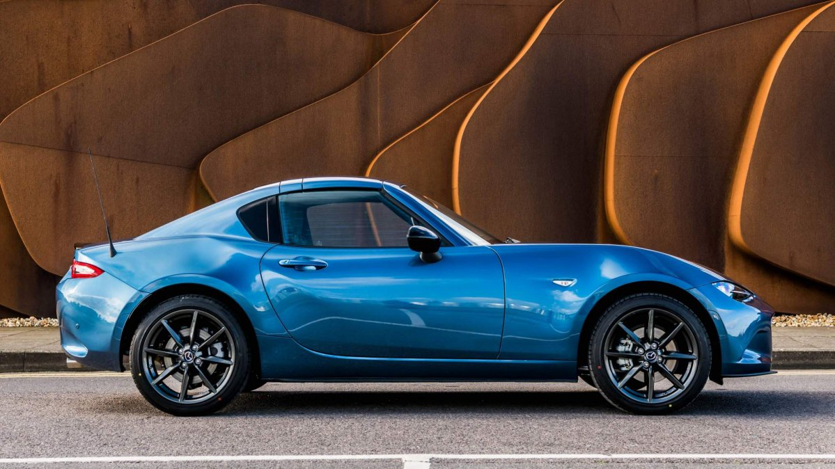 Mazda Mx 5 Rf Sport Black Limited Edition Launches In The Uk