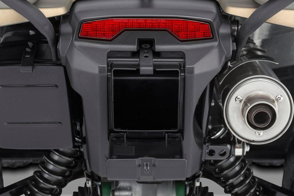Suzuki Introduces 2019 Kingquad Lineup