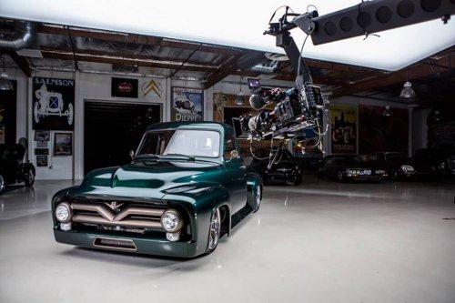 ford f-100 pickup truck jay leno 1