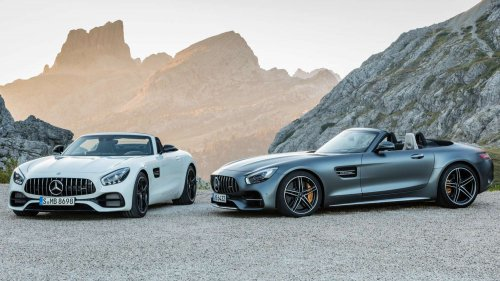 mercedes amg gt c roadster ad