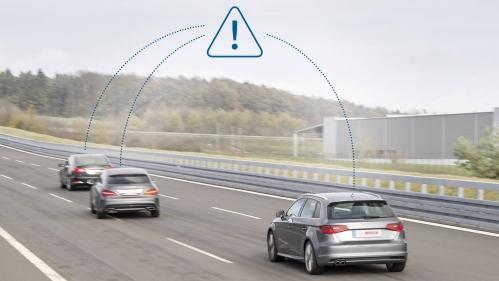bosch autonomous testing