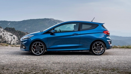 ford fiesta st launch control