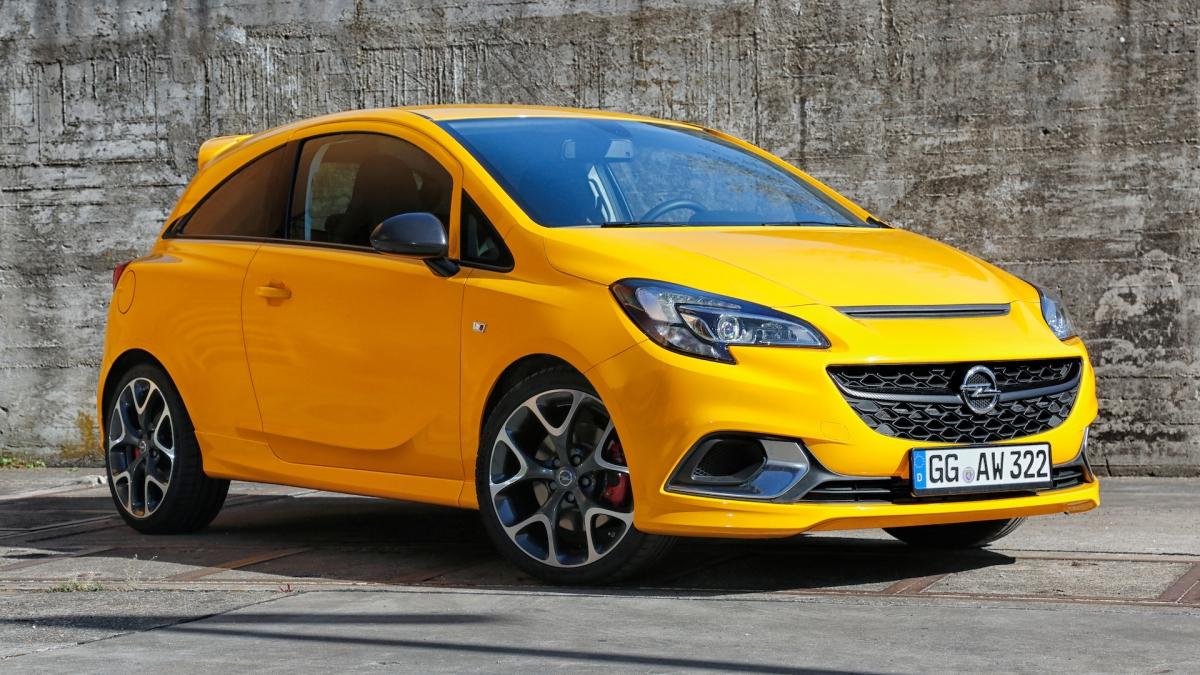 Opel details new 2018 Corsa GSi powertrain and drivetrain