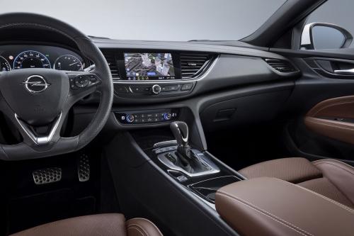 2018 Opel Insignia infotainment 02