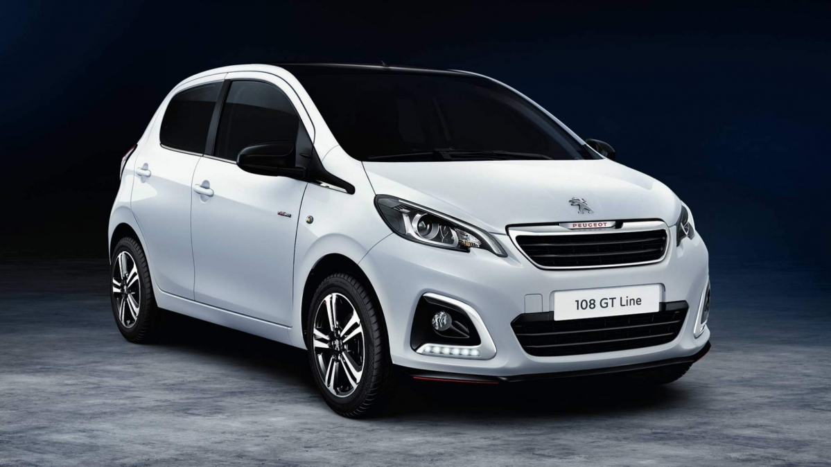 Peugeot gives subtle updates to 108 city car