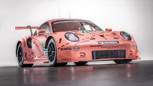2018 Porsche 911 RSR Le Mans 05