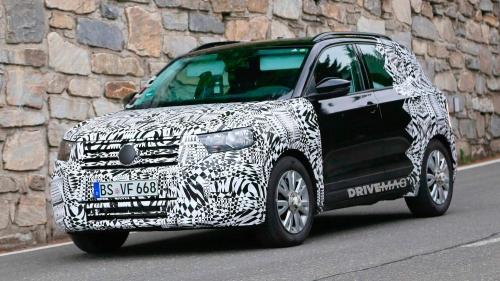 2019-VW-T-Cross-spied-0