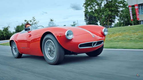 Alfa Romeo Spider 1900 0