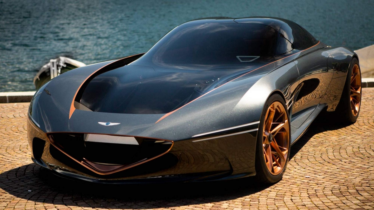 Watch Genesis Essentia Concept Make Spectacular Appearance