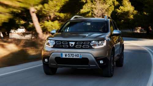 New Dacia Duster engines
