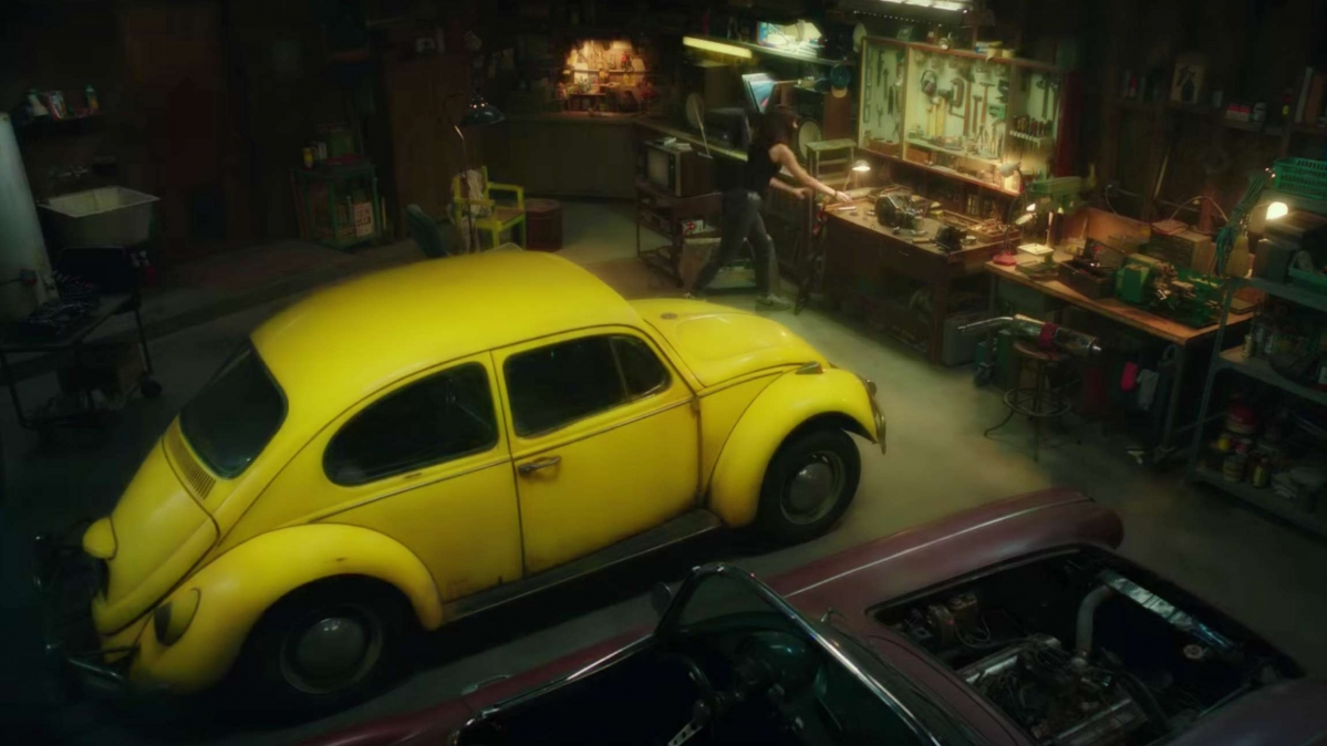 Bumblebee returns to screen in standalone movie as VW ...