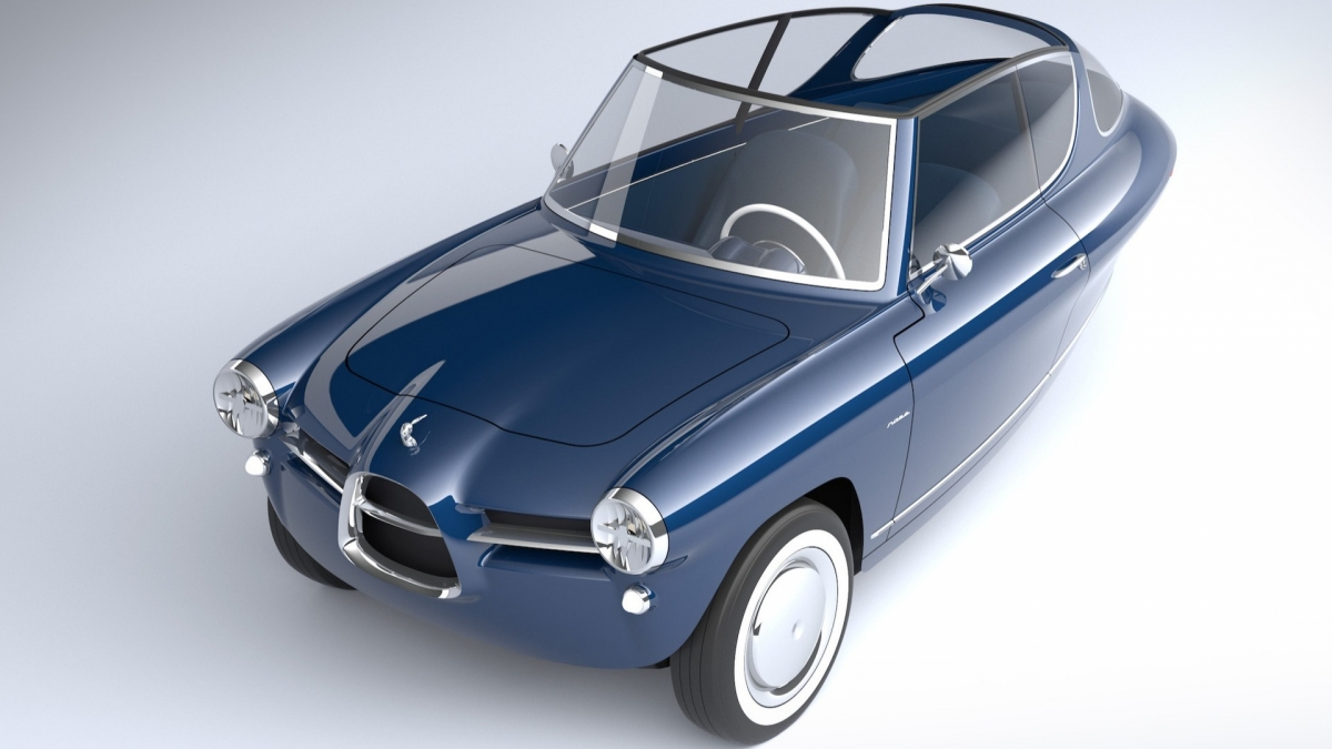 This Cute Nobe 100 Almost Made Us Forget About The Morgan EV3