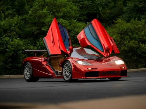 1998 McLaren F1 MSO LM-Specification 5