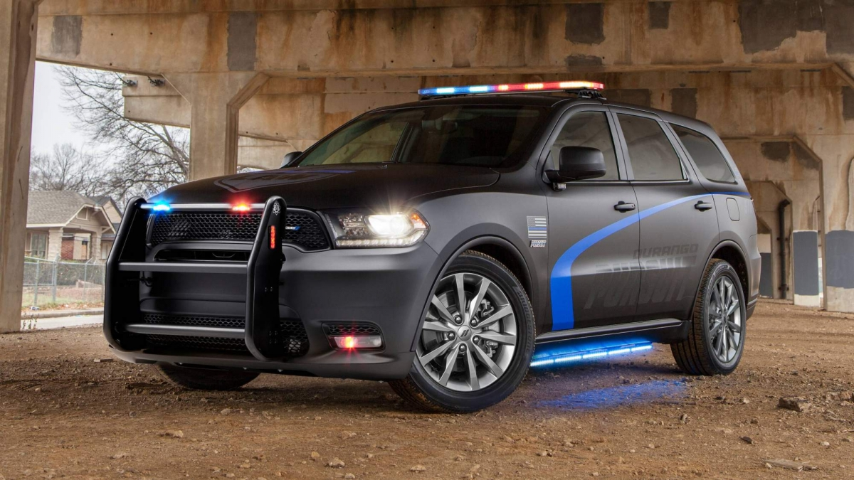 2019 Dodge Durango Pursuit Is Good To Go After Offenders