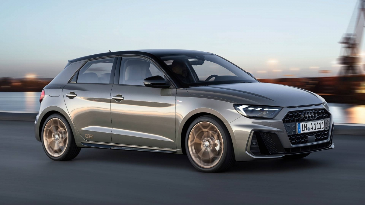 2019 audi a1 officially revealed ditches diesel engines. Black Bedroom Furniture Sets. Home Design Ideas