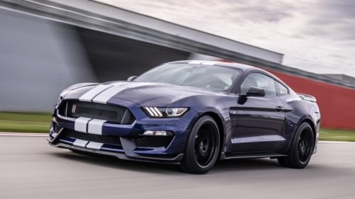 2019 mustang shelby gt350 front