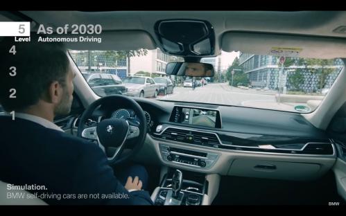 BMW autonomous cars_1