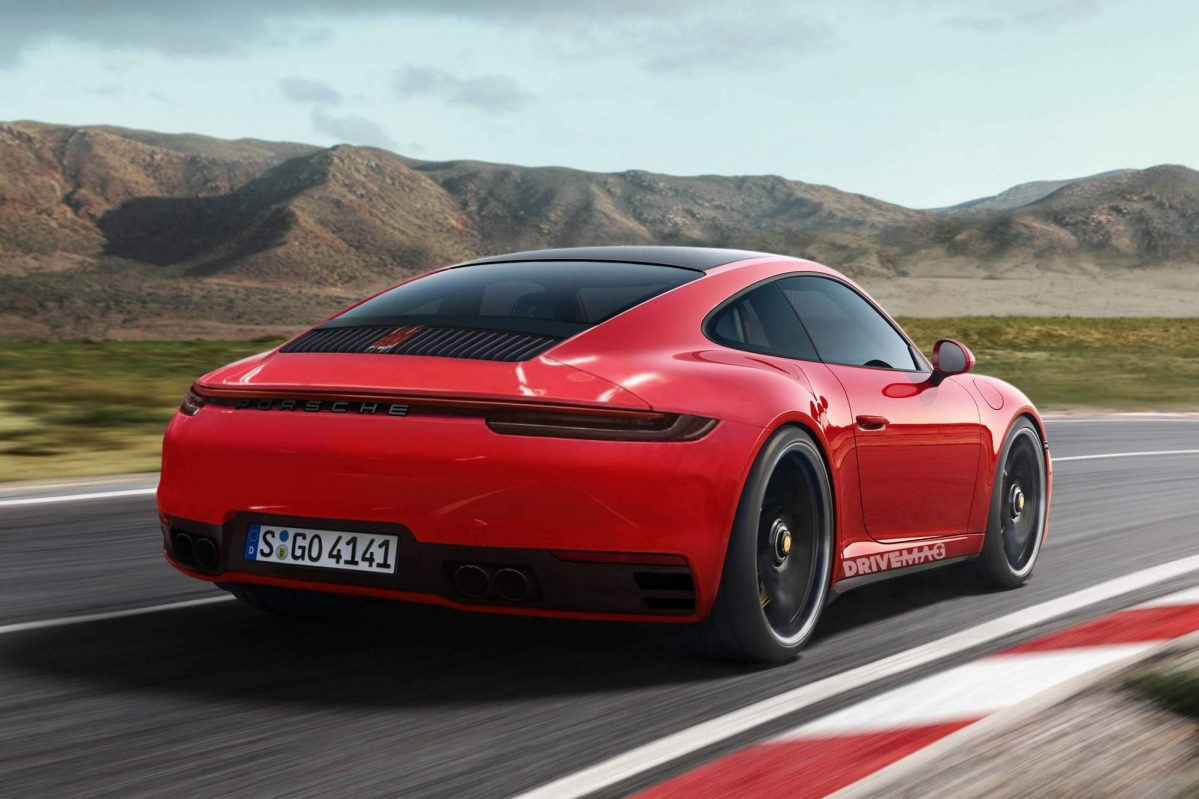 2019 porsche 911 992 to debut in los angeles. Black Bedroom Furniture Sets. Home Design Ideas