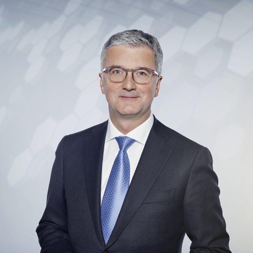 Rupert Stadler Audi chief arrested