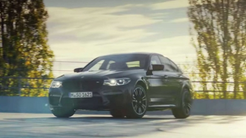 bmw m5 mission impossible fallout