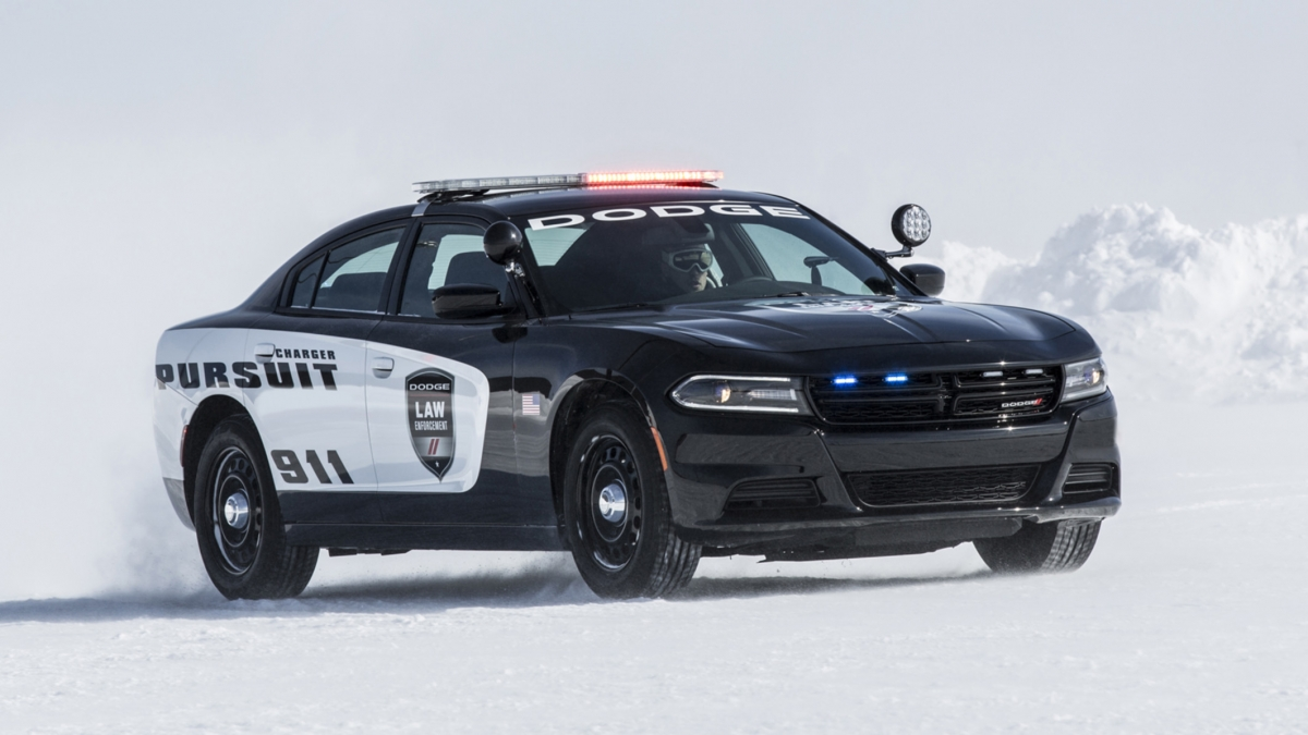 see how the american police car evolved over the decades