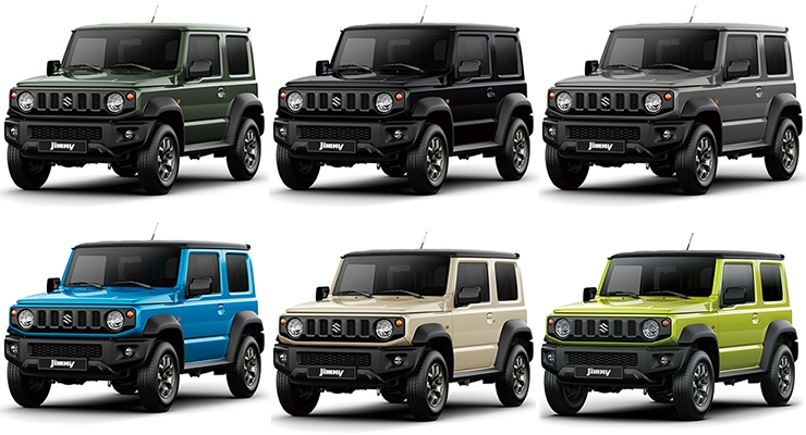 All New Suzuki Jimny This Is It