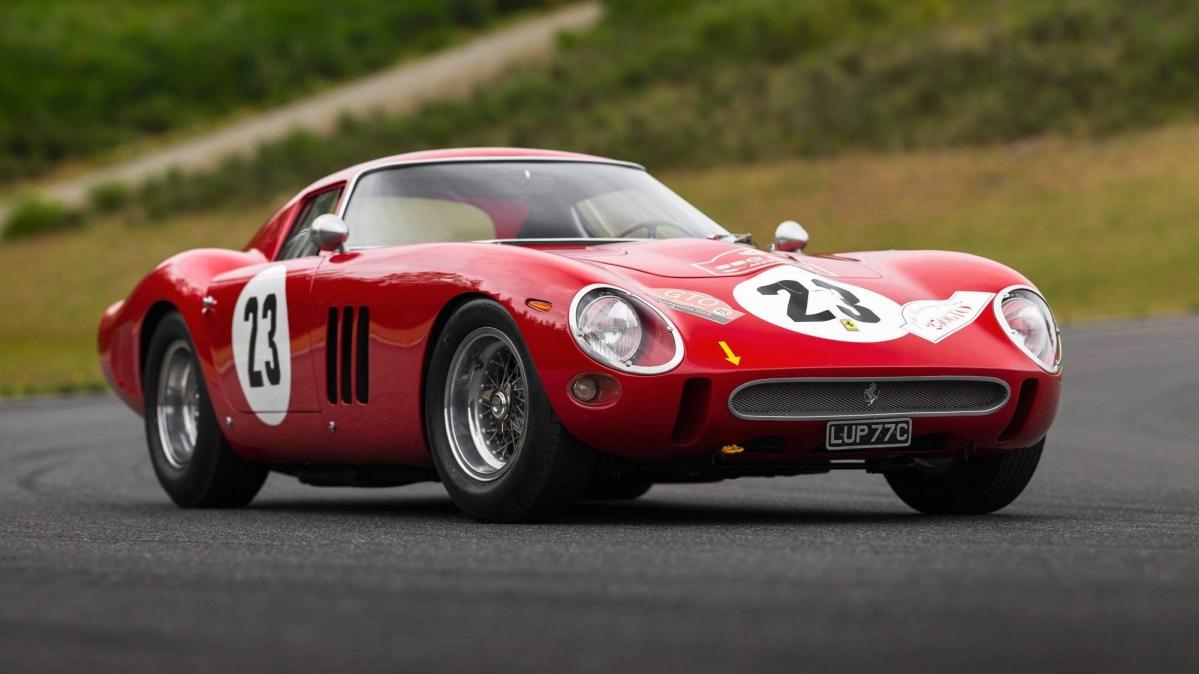 ... Most Expensive Car Of All; 1962 Ferrari 250 GTO 0 ...