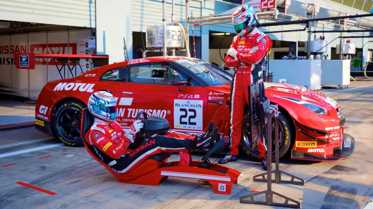 Nissan GT Sport Cup competition 6