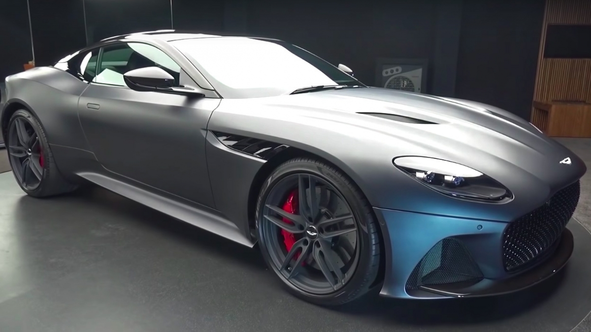 2018 Aston Martin DBS Superleggera walkaround