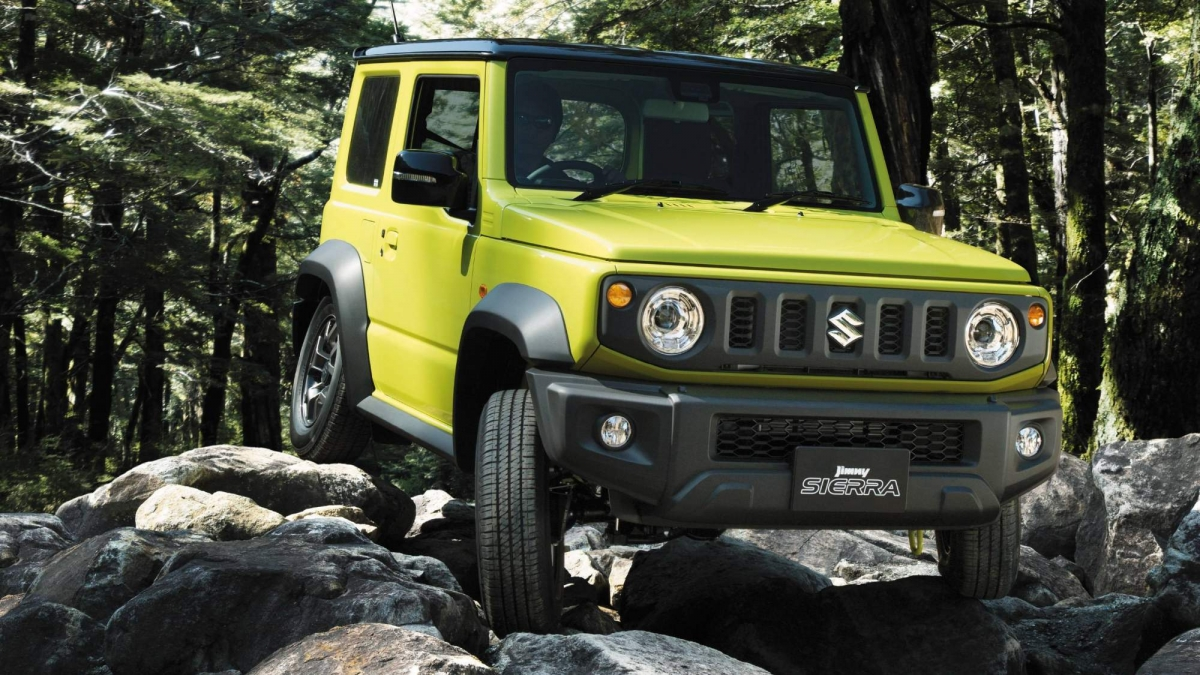 Suzuki Releases Full Details About All New 2019 Jimny