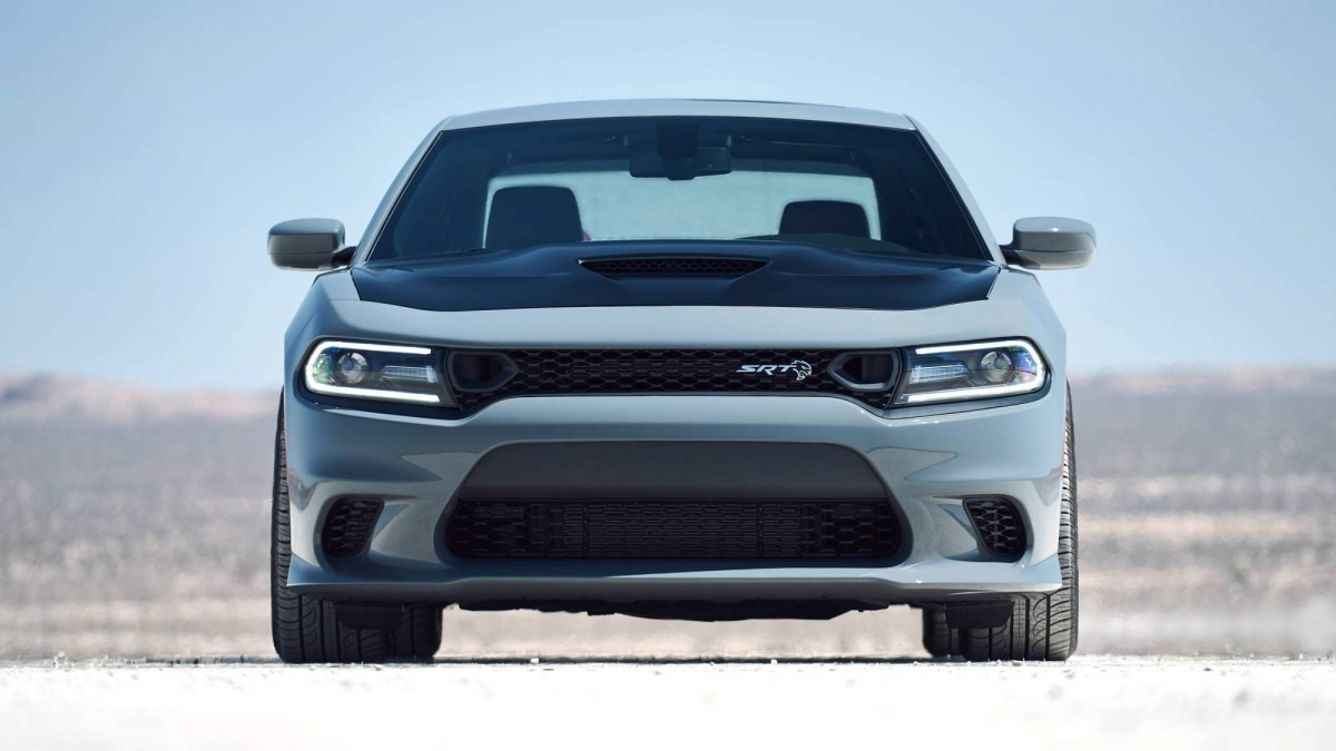Dodge Reveals Facelifted 2019 Charger Lineup