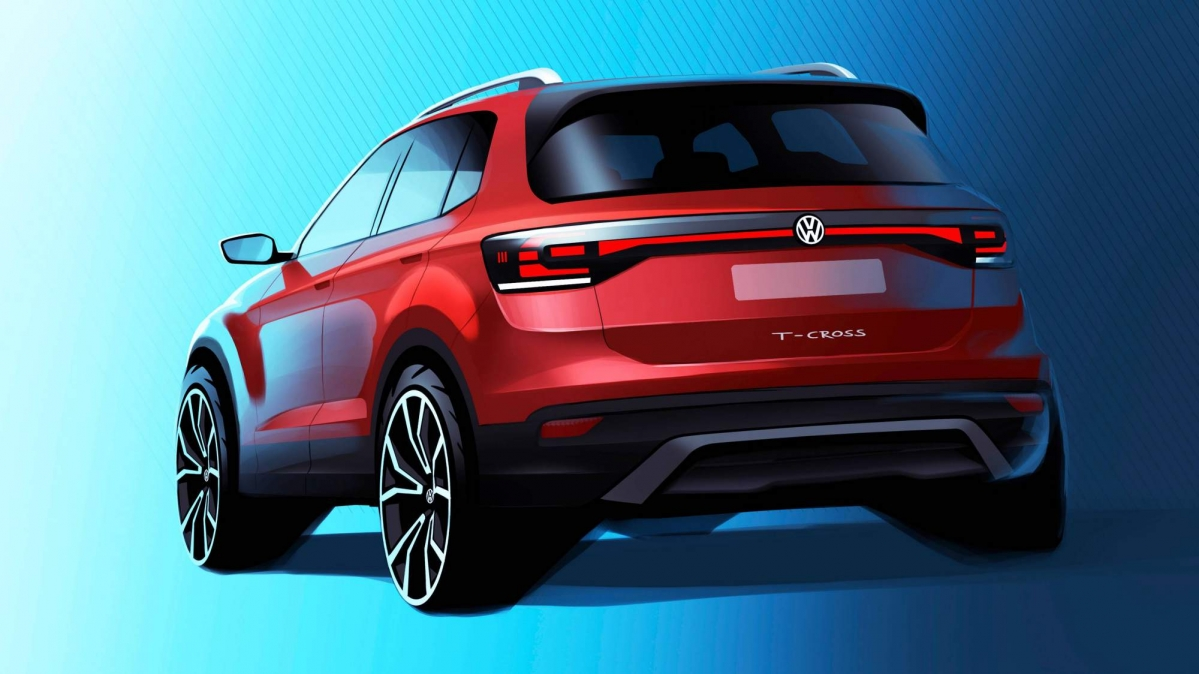 Vw Confirms T Cross Baby Suv Will Be Fwd Only