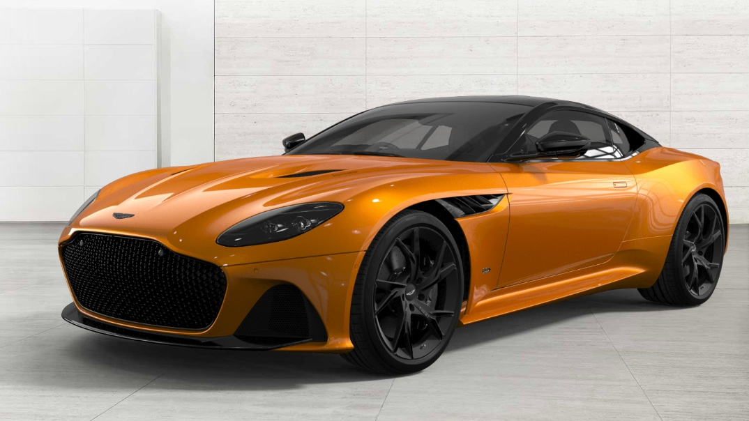 Make Your Own Aston Martin DBS Superleggera Via New Configurator - Aston martin new car