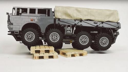 lego tatra t-813 truck