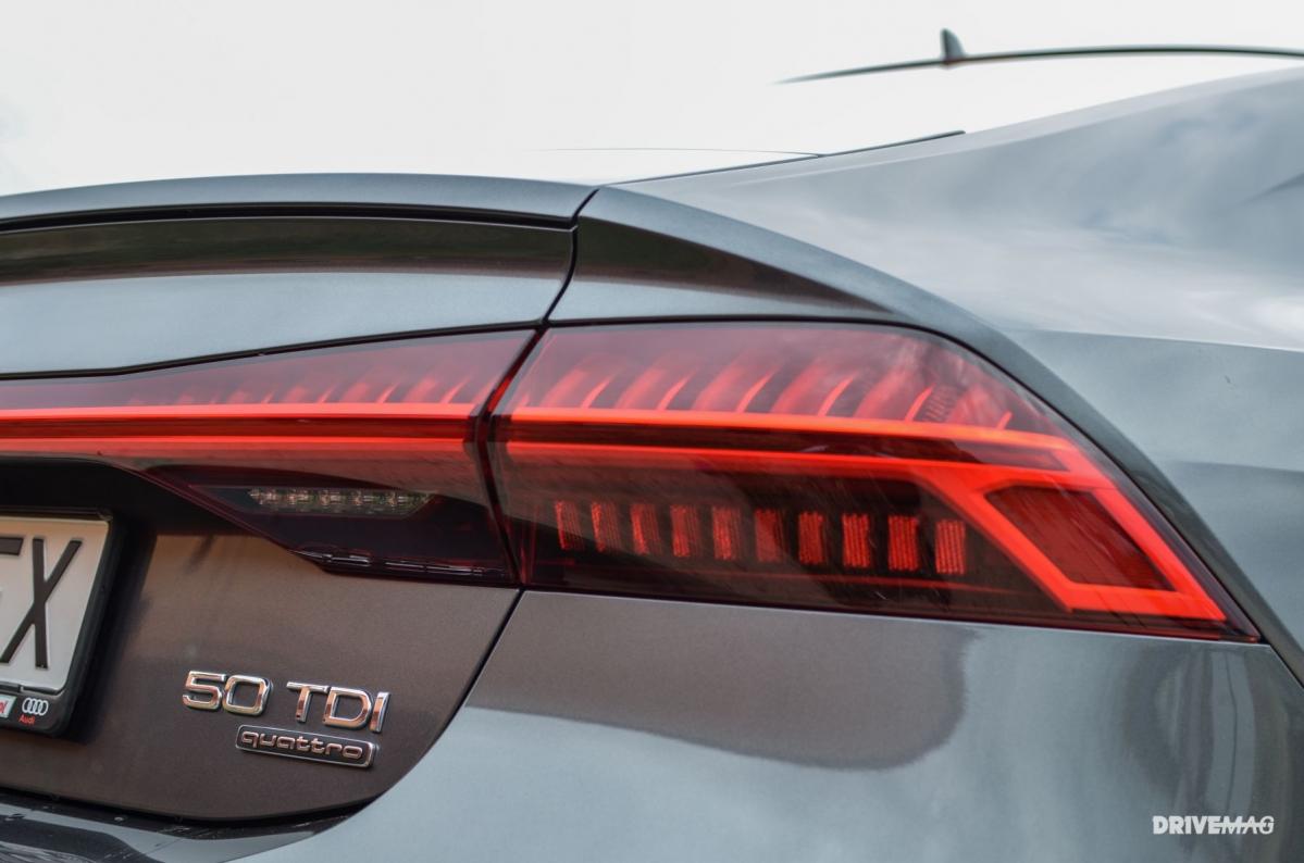 We Review The Audi A Sportback TDI Quattro - Audi a7 review