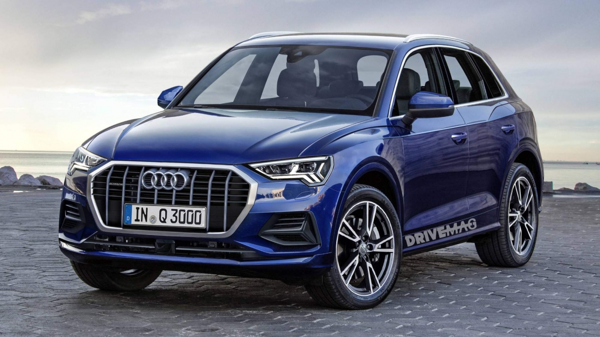 here 39 s what the next generation audi q3 might look like. Black Bedroom Furniture Sets. Home Design Ideas