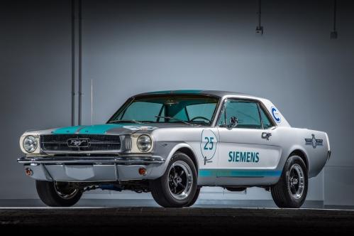 Ford Mustang Siemens 9