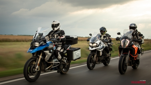 R1200gs vs ktm vs tiger 1200