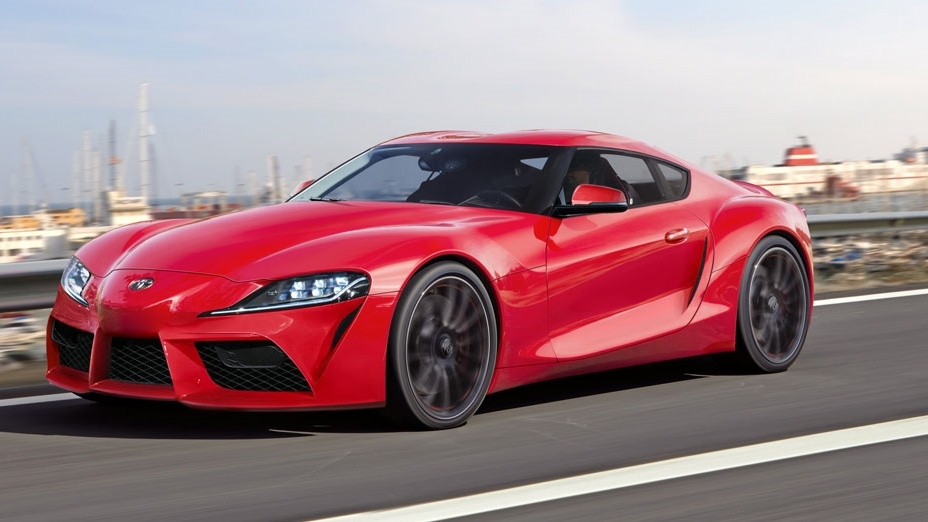 2019 Toyota Supra: this could be it