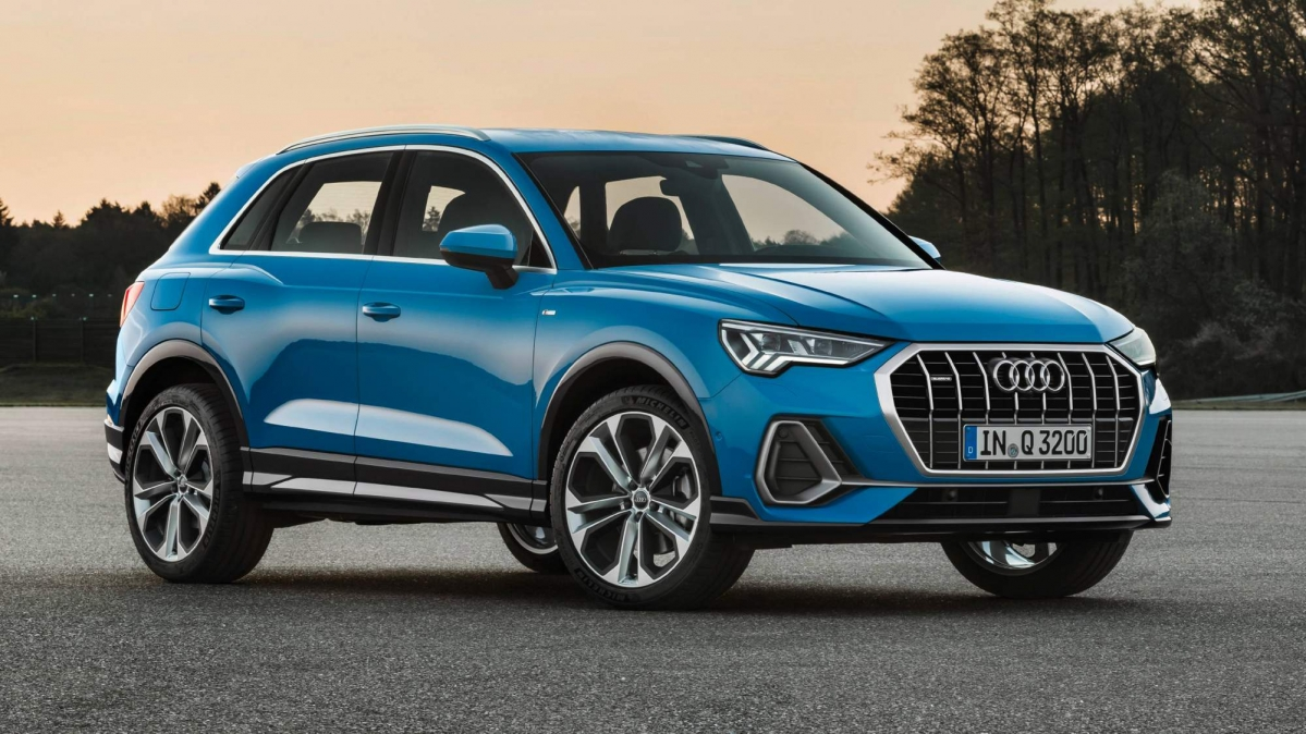Audi Officially Unveils All New 2019 Q3 Compact Suv