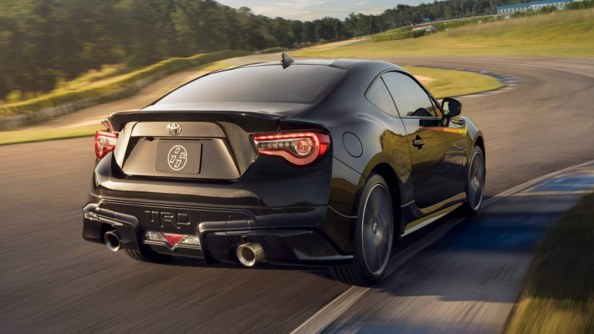 Sporty Trd Special Edition Highlights 2019 Toyota 86 Updates