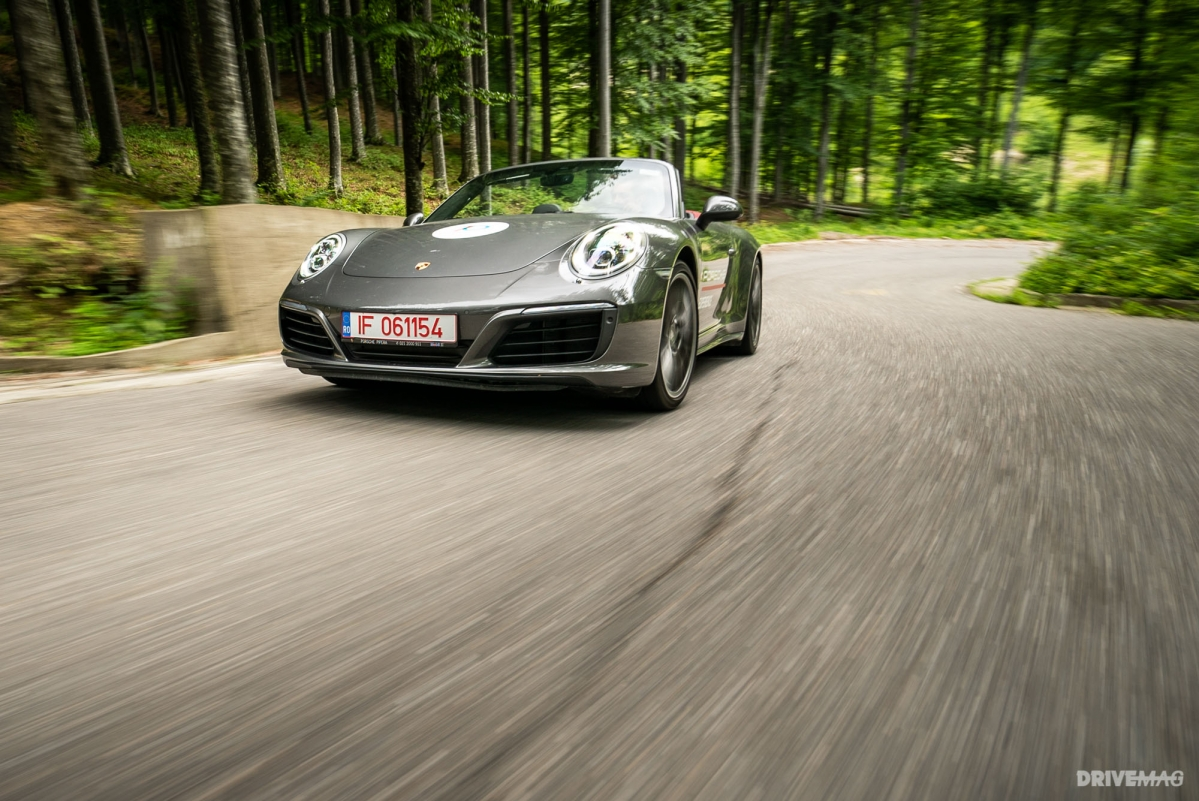 2017 Porsche 911 Carrera 4 Cabriolet review 43