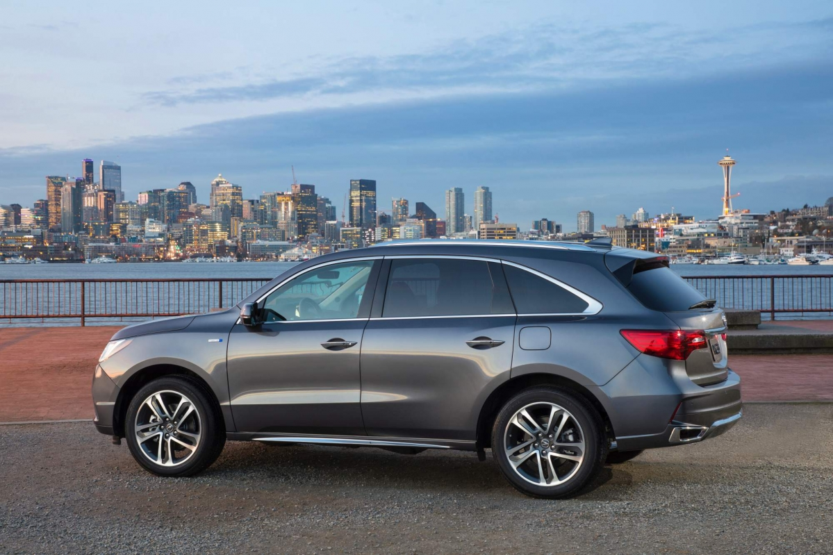 Acura prices updated 2019 MDX Sport Hybrid from $52,800