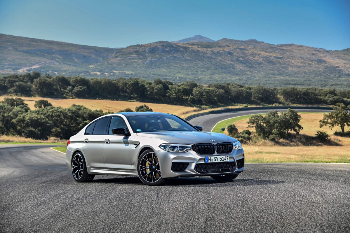 2019 BMW M5 Competition: all you kneed to know