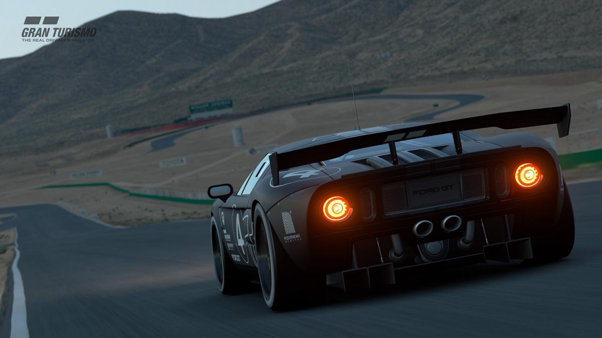 Gran Turismo Sport Ford Gt Lm Spec Ii