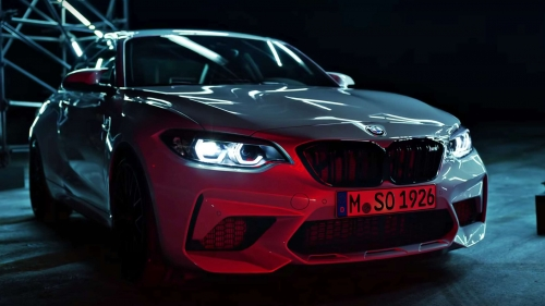 bmw m2 competition world record